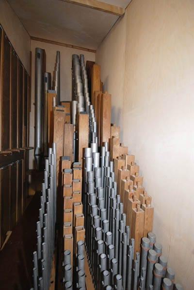 Aachen St Foillan Klais-Orgel Restaurierung Weimbs 6