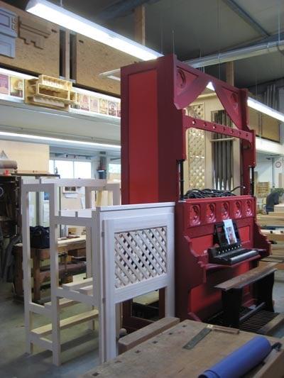Broichweiden ev Kirche Noble-Orgel Restaurierung Weimbs 03