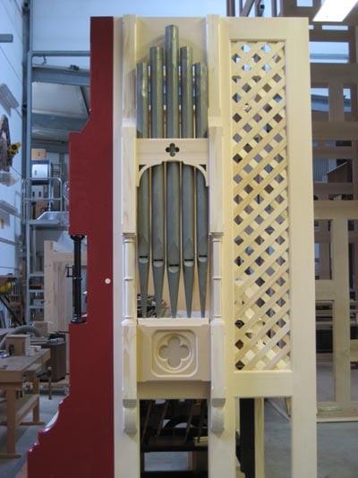 Broichweiden ev Kirche Noble-Orgel Restaurierung Weimbs 04