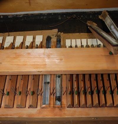 Broichweiden ev Kirche Noble-Orgel Restaurierung Weimbs 05