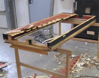 Broichweiden ev Kirche Noble-Orgel Restaurierung Weimbs 18