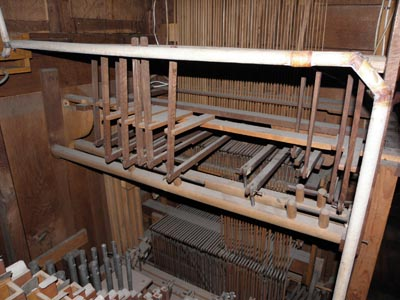 Maring St Remigius Voltmann-Orgel Restaurierung Weimbs 04