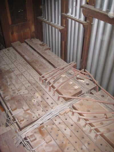 Maring St Remigius Voltmann-Orgel Restaurierung Weimbs 07