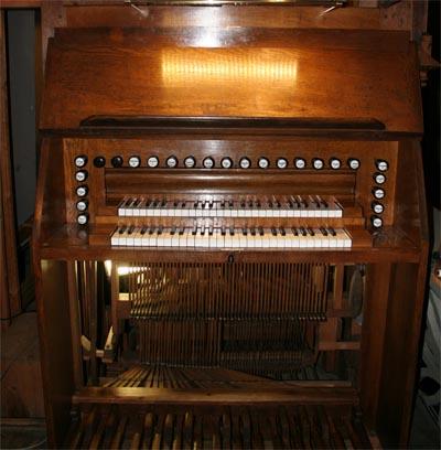 Maring St Remigius Voltmann-Orgel Restaurierung Weimbs 10