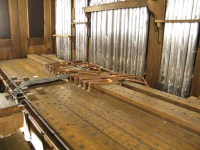 Maring St Remigius Voltmann-Orgel Restaurierung Weimbs 14