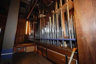 Maring St Remigius Voltmann-Orgel Restaurierung Weimbs 18