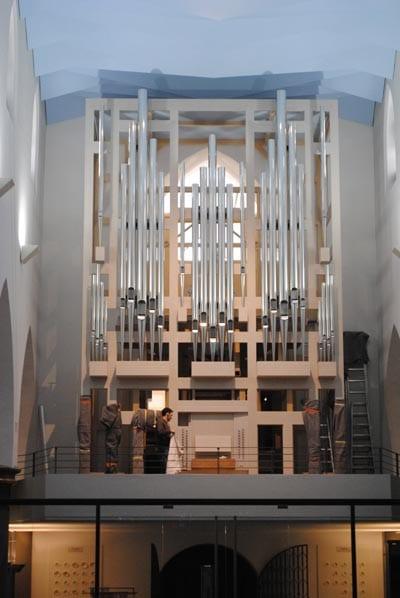 Prospekt Rheydt Weimbs-Orgel 12