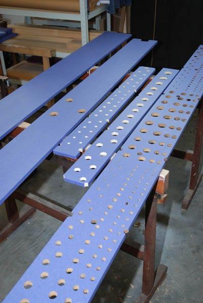 Wehlen St Agatha Voltmann-Orgel Restaurierung Weimbs 17