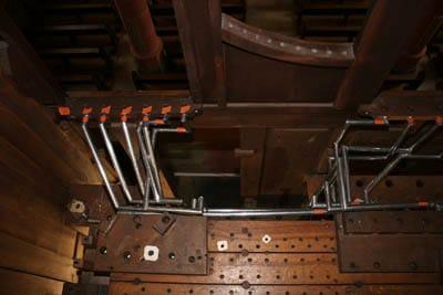 Wehlen St Agatha Voltmann-Orgel Restaurierung Weimbs 19