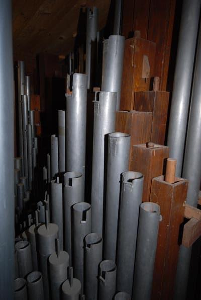 Wehlen St Agatha Voltmann-Orgel Restaurierung Weimbs 2