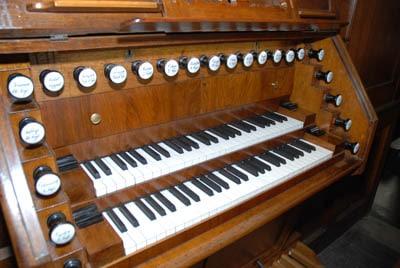 Wehlen St Agatha Voltmann-Orgel Restaurierung Weimbs 25