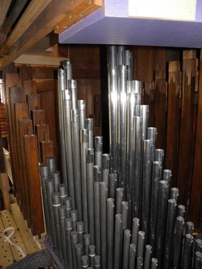Wehlen St Agatha Voltmann-Orgel Restaurierung Weimbs 26