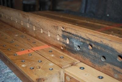 Wehlen St Agatha Voltmann-Orgel Restaurierung Weimbs 5