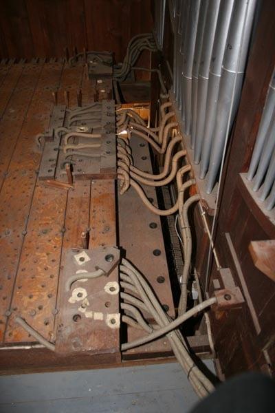 Wehlen St Agatha Voltmann-Orgel Restaurierung Weimbs 6