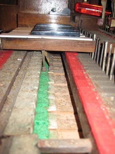 Wehlen St Agatha Voltmann-Orgel Restaurierung Weimbs 7