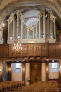 Bergen Marienkirche Weimbs-Orgel 2