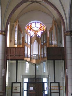 Grevenbroich, St Peter und Paul - Weimbs-Orgel