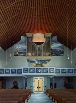 Hellenthal, St Anna - Weimbs Orgel