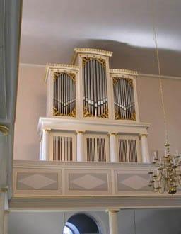 Kierspe, ev. Margarethenkirche - Roetzel-Orgel (1828)