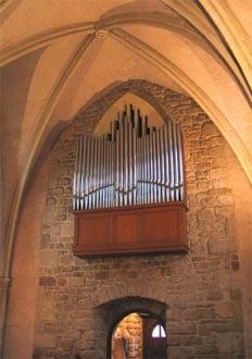 Waldbredimus [Luxemburg], kath. Pfarrkirche - Gebr. Müller, Reifferscheid (1895)