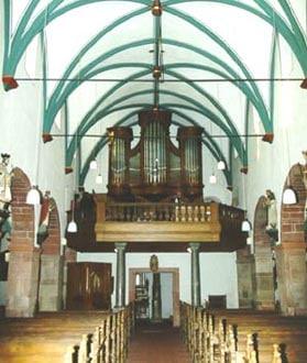 Weilerswist-Lommersum, St Pankratius - Gebr. Müller, Reifferscheid (1849)