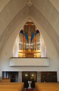 Weimbs Orgel Delitzsch
