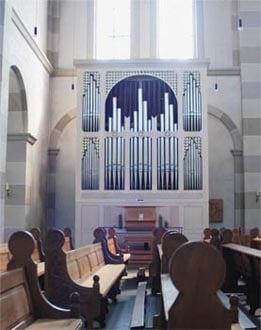 Windberg, St Anna - Weimbs-Orgel im italienischen Stil