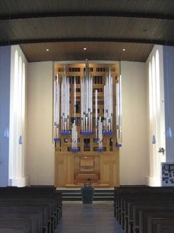 Wuppertal-Barmen, St Elisabeth - Weimbs-Orgel