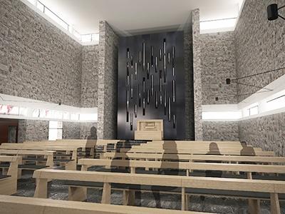 Hanau Heilig-Geist Orgelneubau Entwurf Weimbs