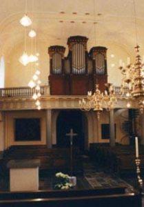 Aachen-Richterich, St Martinus - Maaß-Orgel (1836)
