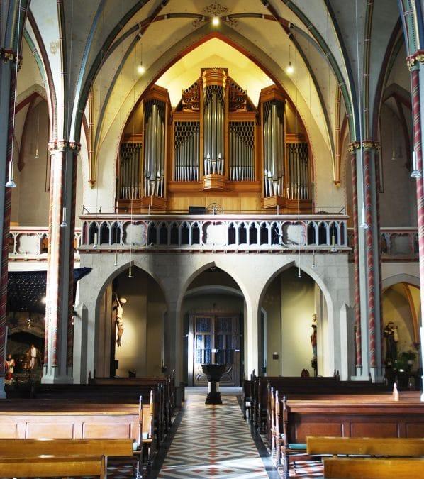 Aachen-Brand, St. Donatus