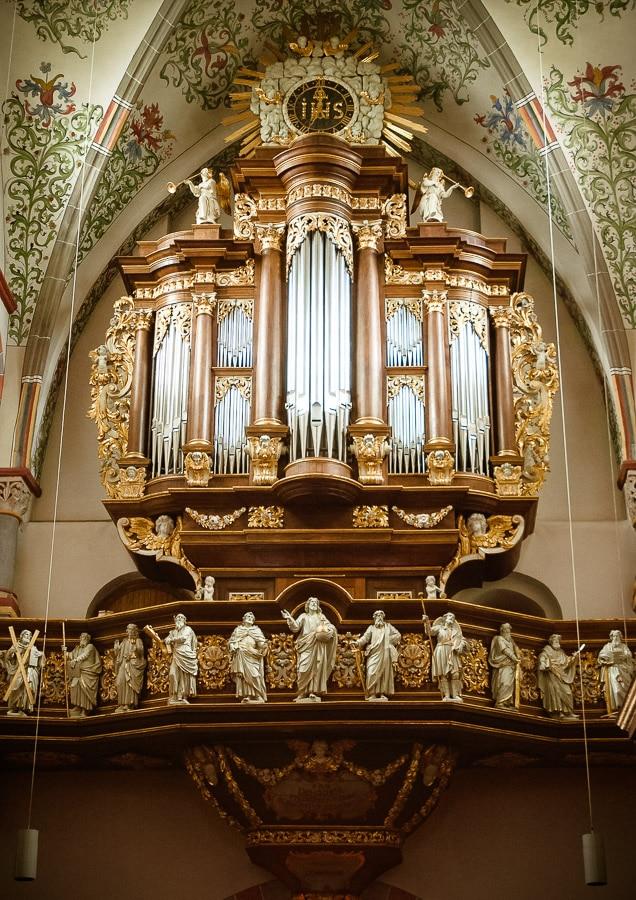 Brauweiler, Abteikirche St. Nikolaus