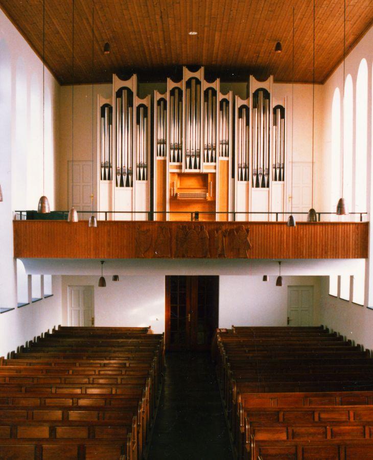 Brühl, ev. Christuskirche