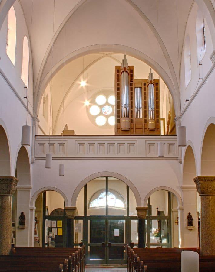 Hülchrath, St. Sebastianus