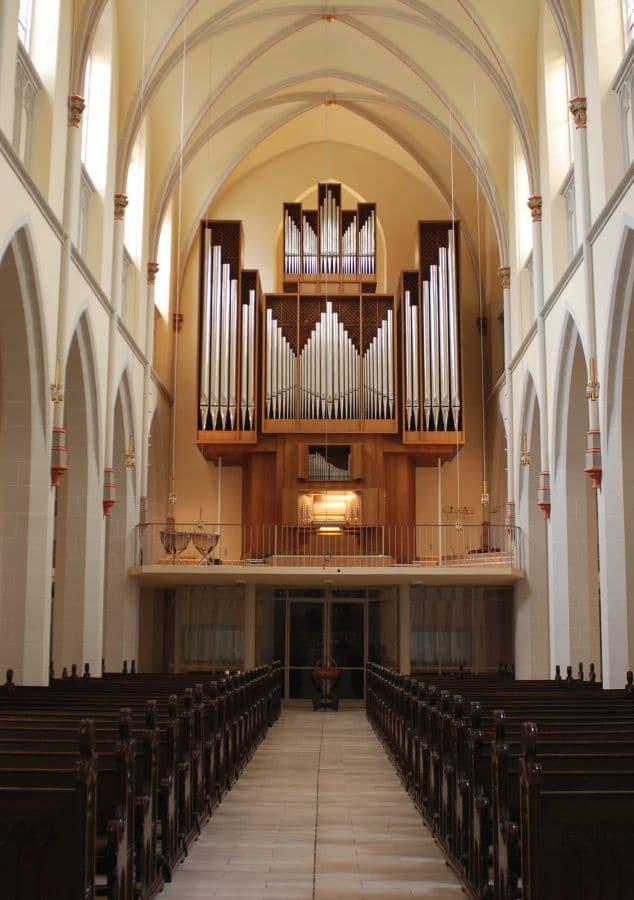 Halle (Saale), St. Franziskus u. St. Elisabeth