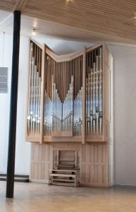Jessheim Orgel