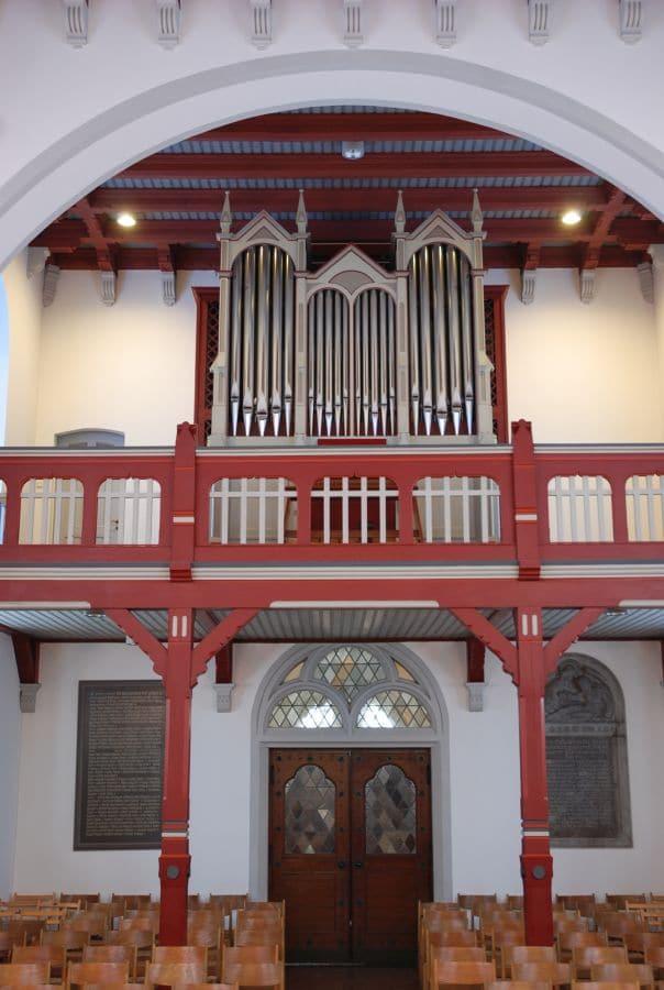 Mainz-Gonsenheim, ev. Kirchengemeinde