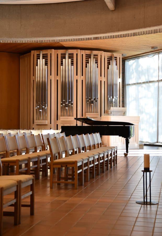 Østerås, ev. Kirche [Norwegen]