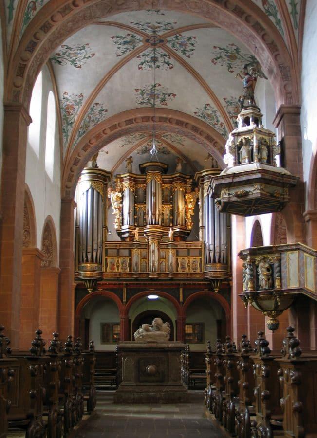 Steinfeld, Basilika St. Potentinus