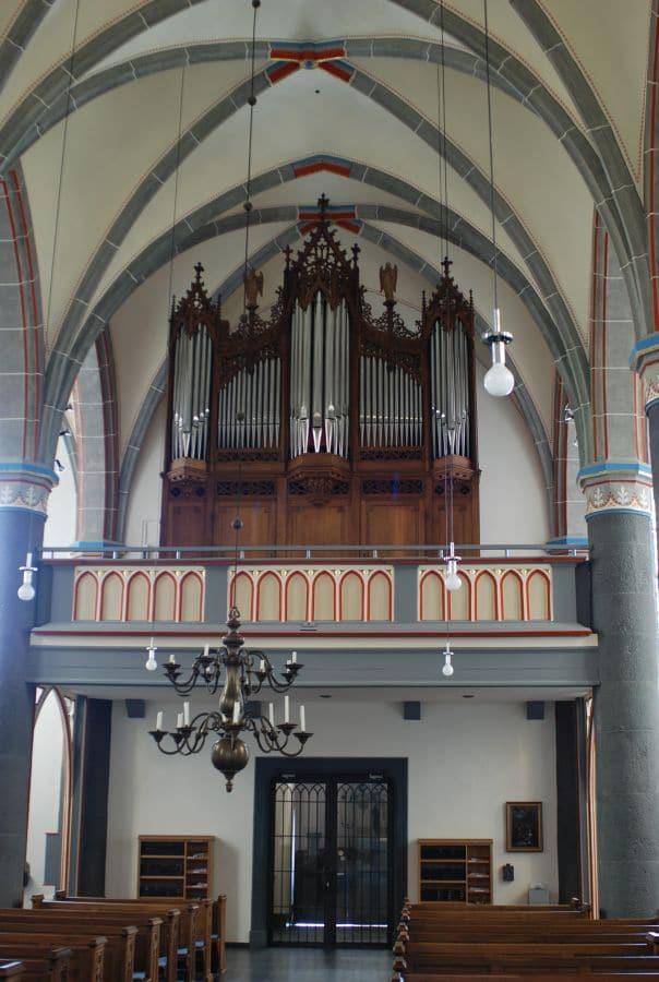 Stolberg-Breinig, St. Barbara