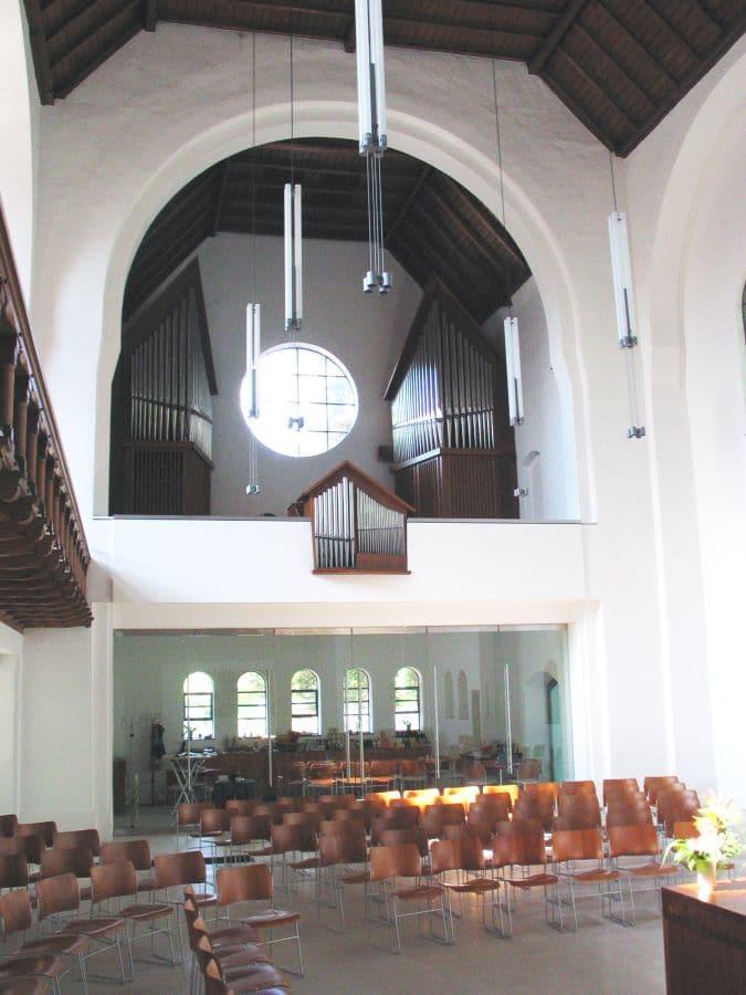 Troisdorf, ev. Johanneskirche