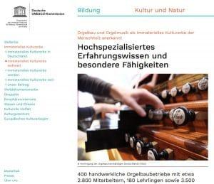 Link zur offiziellen UNESCO-Website