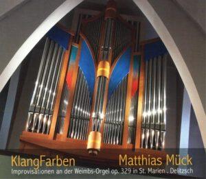 CD KlangFarben Matthias Mück